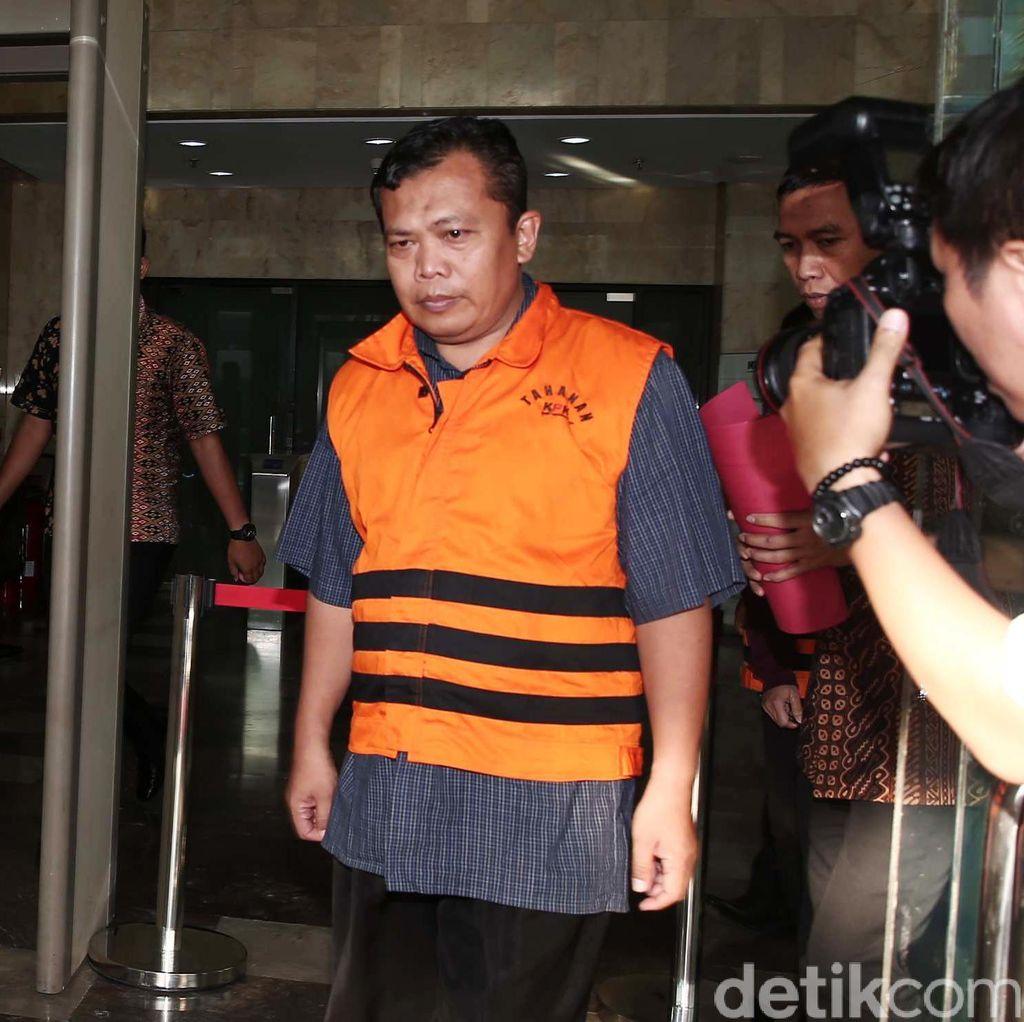 Keterlibatan Hakim di Kasus Suap Santoso Masih Ditelisik KPK