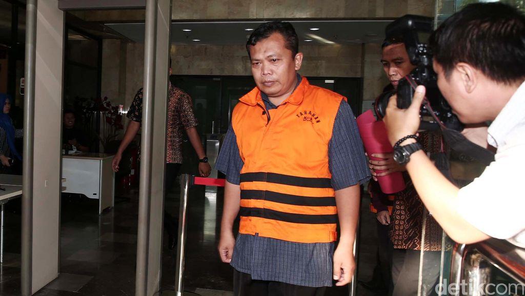 Skandal Dagang Perkara, Panitera Pengganti PN Jakpus Diperiksa KPK
