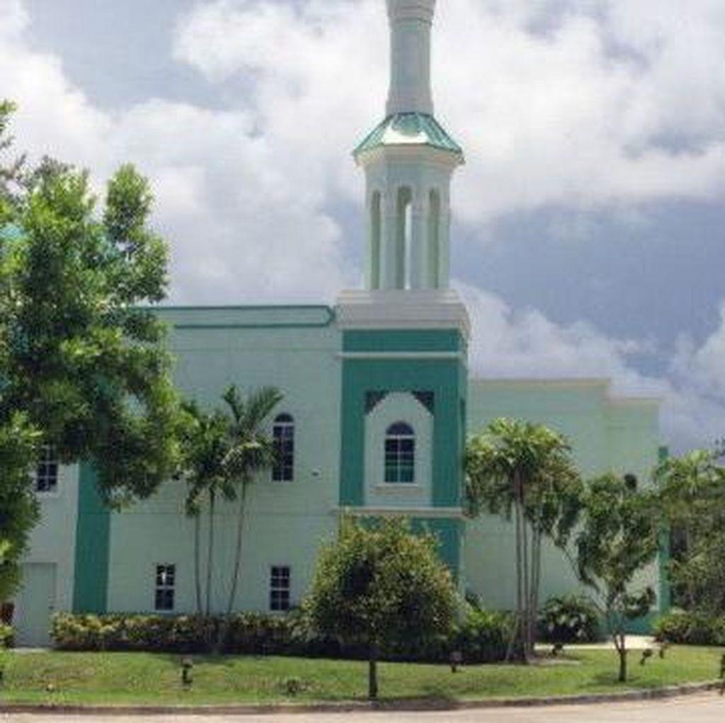Masjid di Florida Batal Jadi TPS Pilpres AS