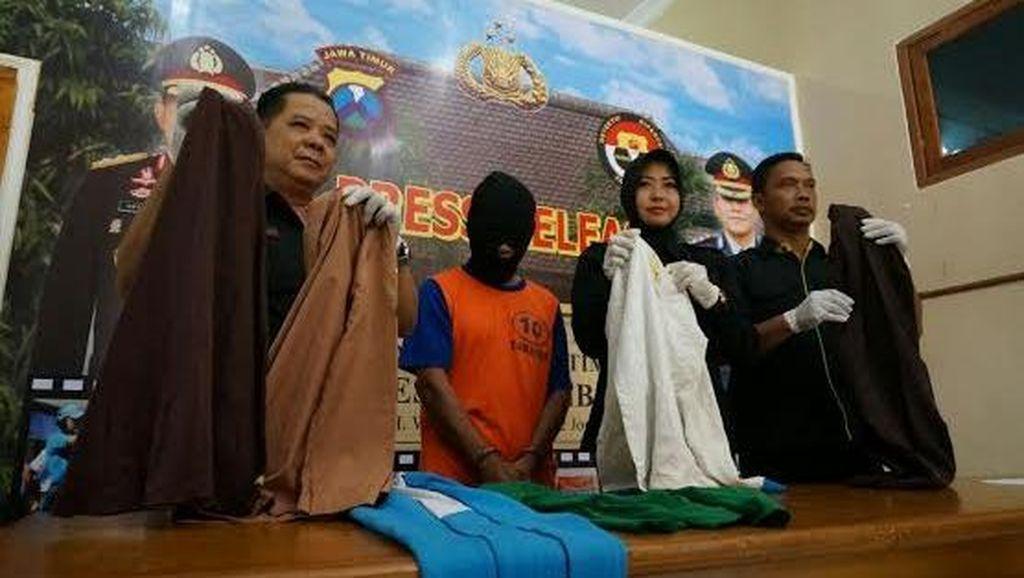 Guru Olah Raga di Jombang Diringkus Usai Cabuli 21 Siswi SMP