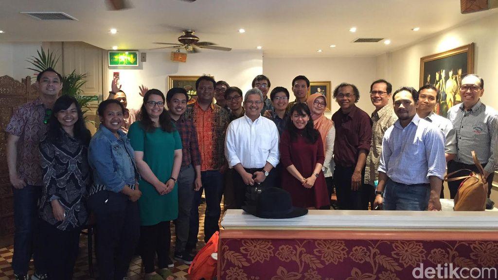 Pelajar Indonesia di Inggris Gelar Diskusi Bahas Pembangunan di Papua