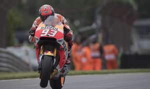 Marquez 'King of The Ring'