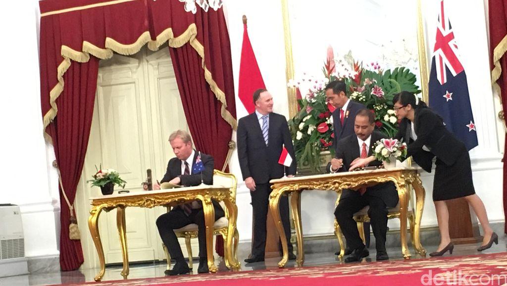 Kedatangan Tamu Negara Kini Disambut dengan Pawai dari Monas ke Istana Merdeka