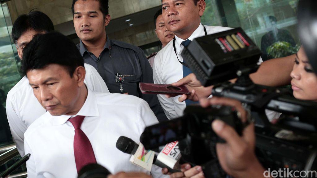 Kabareskrim dan 4 Kapolda Ditanyai Aneka Macam Kasus di Komisi III DPR