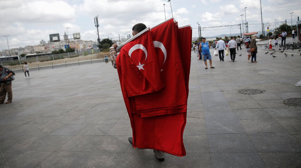 Amnesty International Sebut Sebagian Tahanan Terkait Kudeta di Turki Disiksa