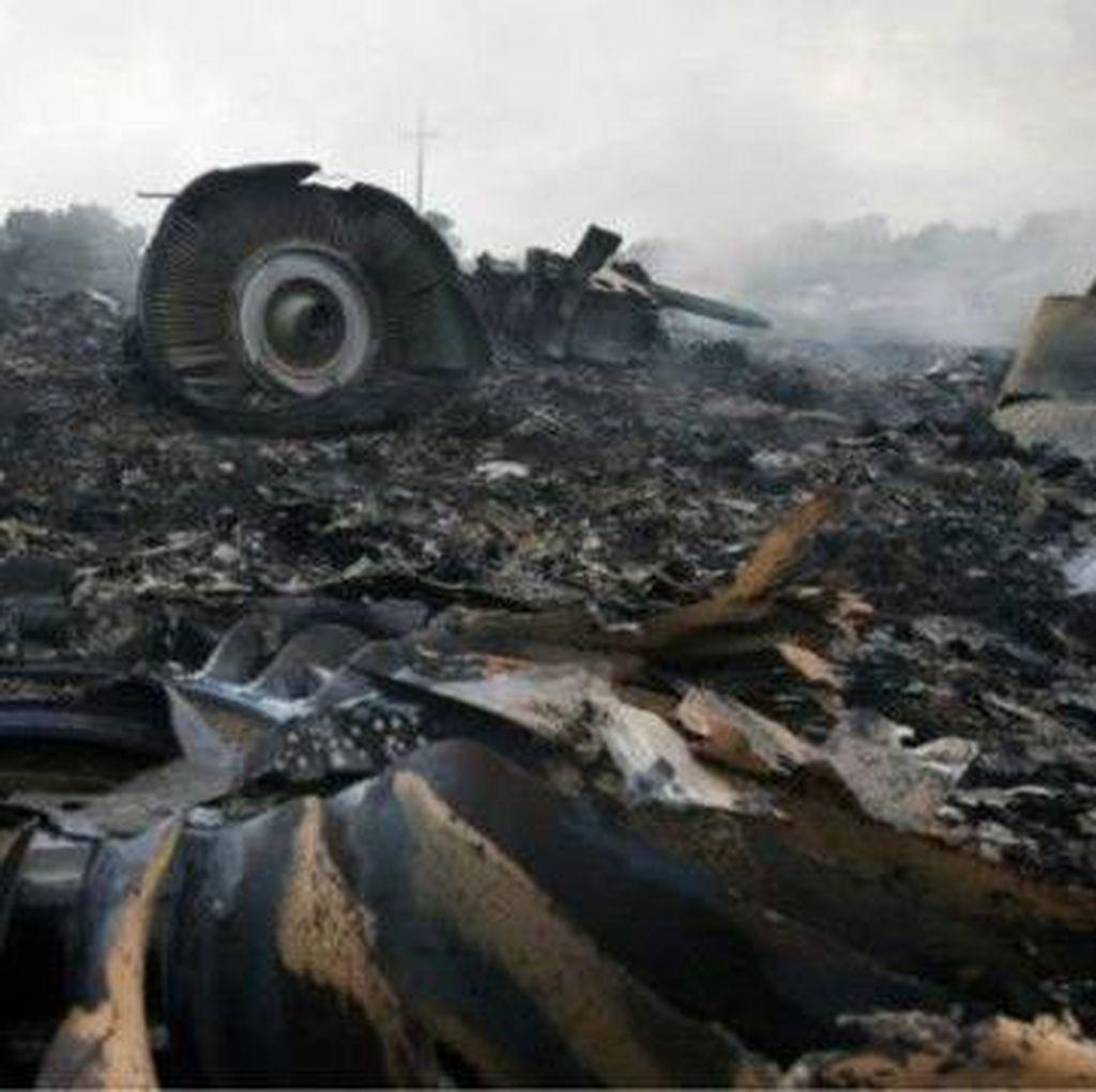 Kasus MH17: Malaysia Airlines Capai Kesepakatan dengan Keluarga Korban