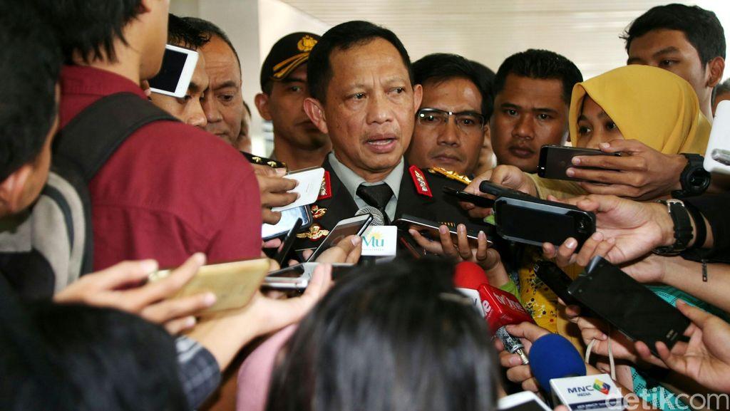 Kapolri Telah Koordinasi dengan KPK untuk Aturan LHKPN Perwira Polri