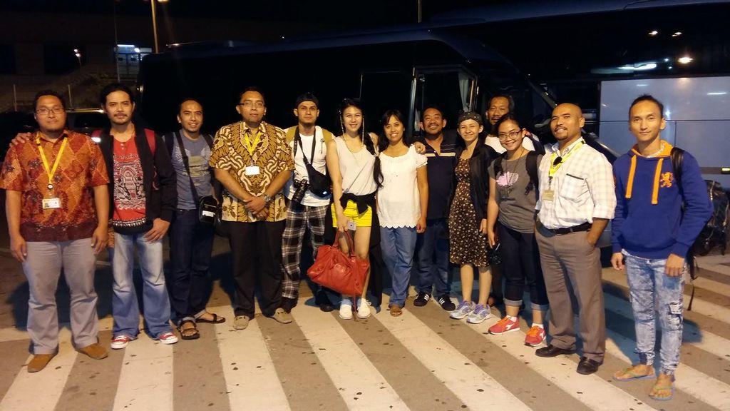 Pentas di Yunani, Kelompok Teater Tetas Sempat Terjebak di Bandara Turki