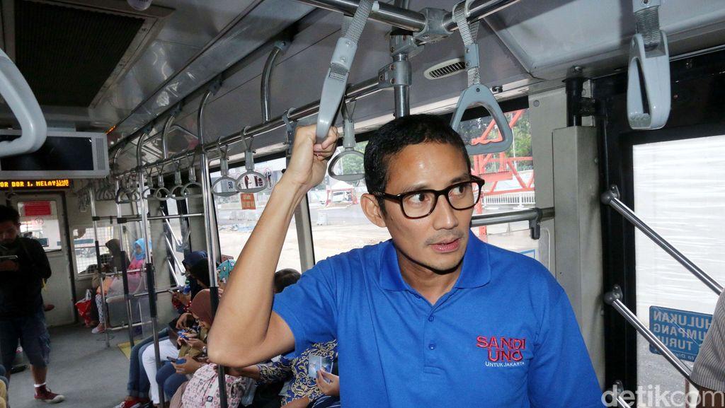 Gerindra: Sandiaga Uno Ada di Garis Depan Lawan Ahok di Pilgub