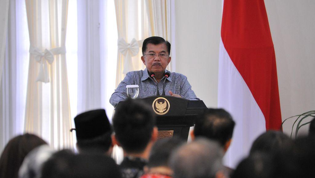 Wapres: Menteri Diimbau di Jakarta Agar Rapat Paripurna Hari Rabu Lengkap
