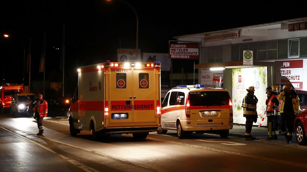 Remaja Berkapak Serang Penumpang Kereta Jerman, Ada Bendera ISIS di Kamarnya