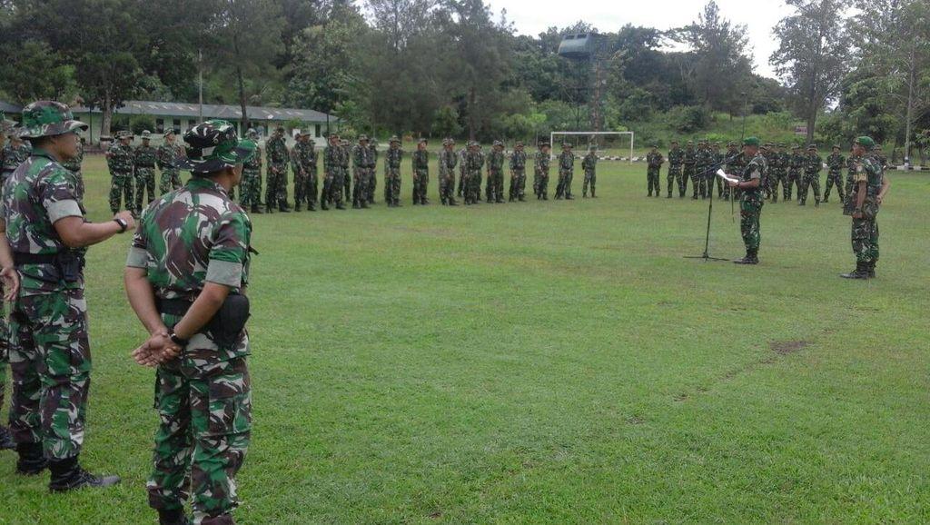 Prajurit Batalyon Infanteri 113 Aceh Diminta Tak Bercanda Soal Bom di Bandara