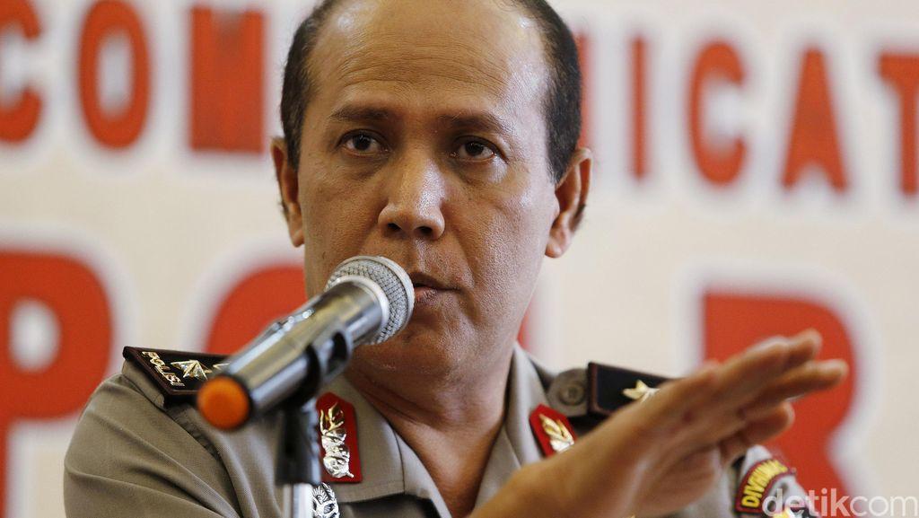 Lima Orang Teroris Kelompok KGR Jadi Tersangka, Bahrun Naim Diburu