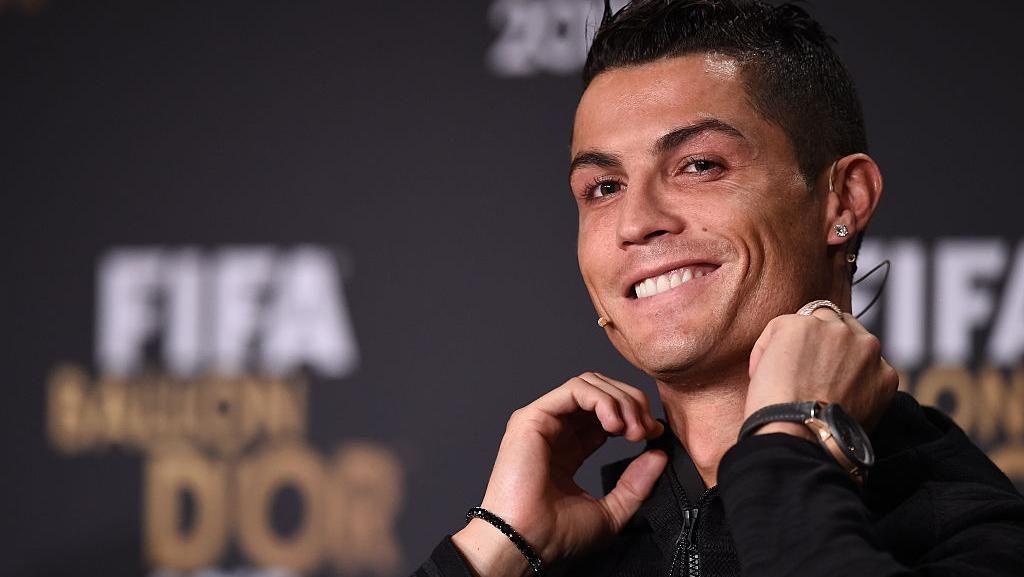 Neymar: Ronaldo Pemain Hebat, Amat Dekat ke FIFA Ballon dOr Tahun Ini