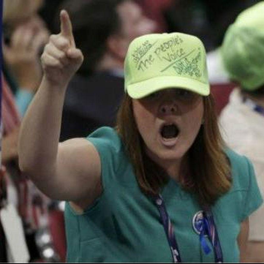 Gagal, Upaya Terakhir Menjegal Trump di Konvensi Partai