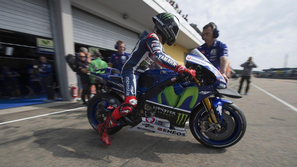 Titel Juara Lorenzo Sangat Bergantung pada Ban Michelin