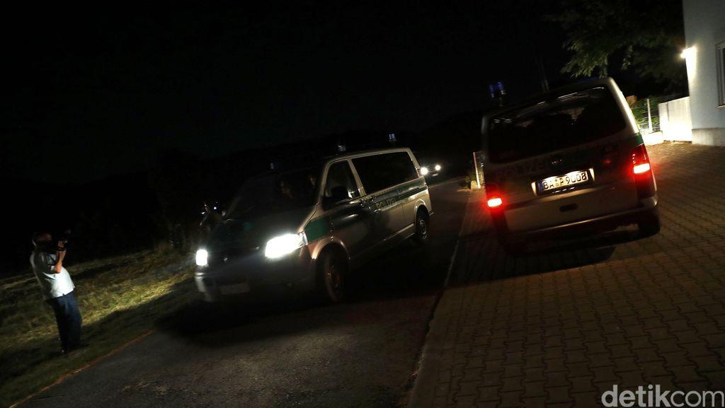 Penyerang Penumpang Kereta di Jerman Tinggal Bersama Keluarga Angkat