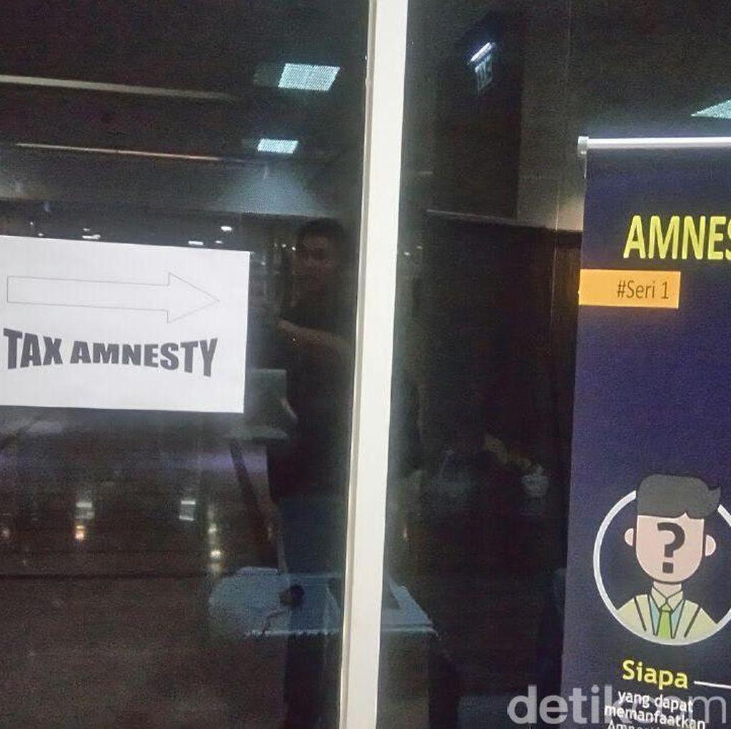 Realisasi Tax Amnesty Hingga Pagi Ini: Deklarasi Harta Rp 989 Miliar