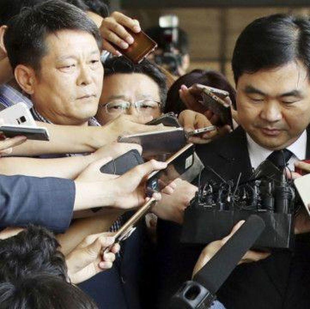 Jaksa Senior Korsel Ditangkap karena Korupsi