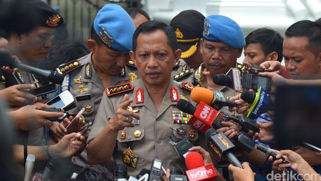 Kapolri: Sedang Disusun MoU dengan Kejaksaan dan KPK Dalam Penanganan Korupsi