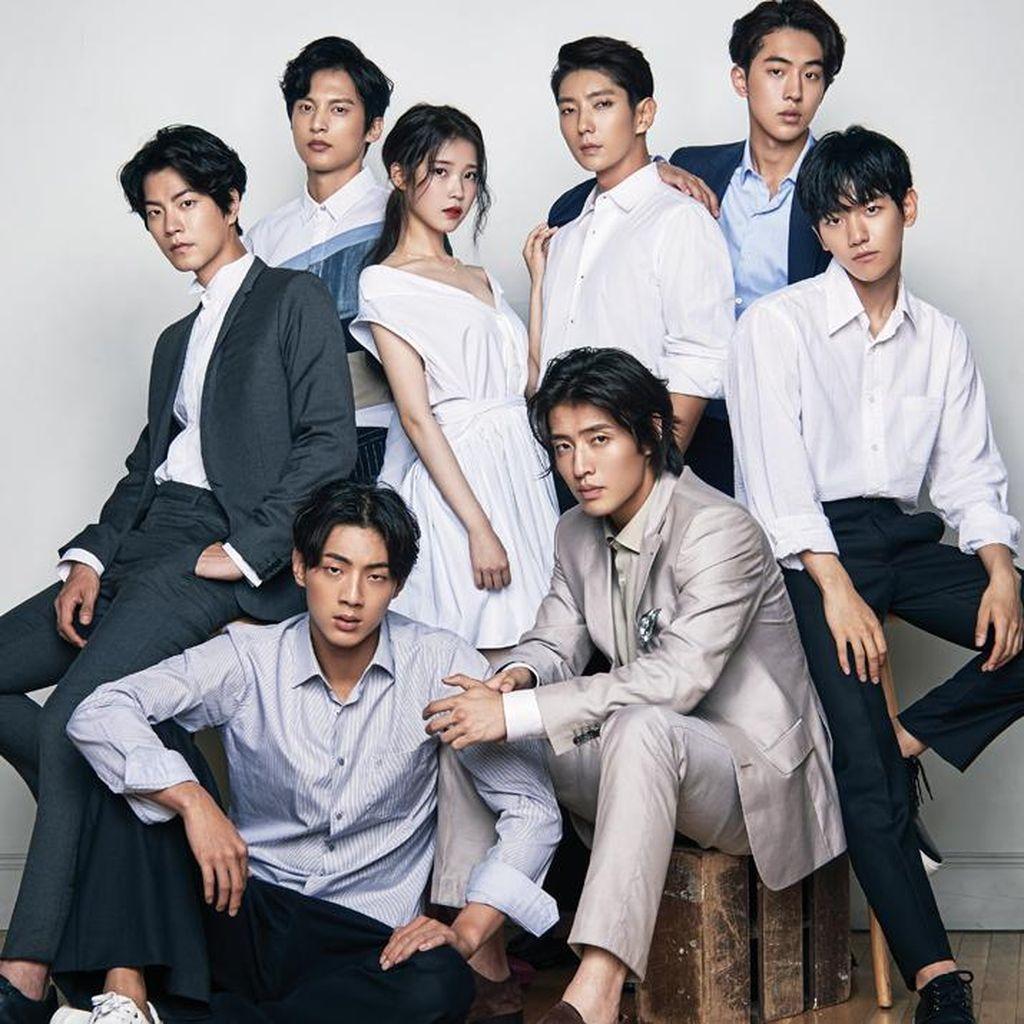Yuk, Kenalan dengan 7 Pangeran Ganteng di Drama Scarlet Heart: Goryeo
