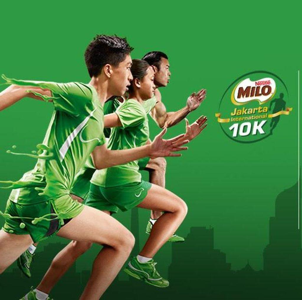 Tips untuk Peserta MILO Jakarta International 10K di Pekan Terakhir Sebelum Lomba
