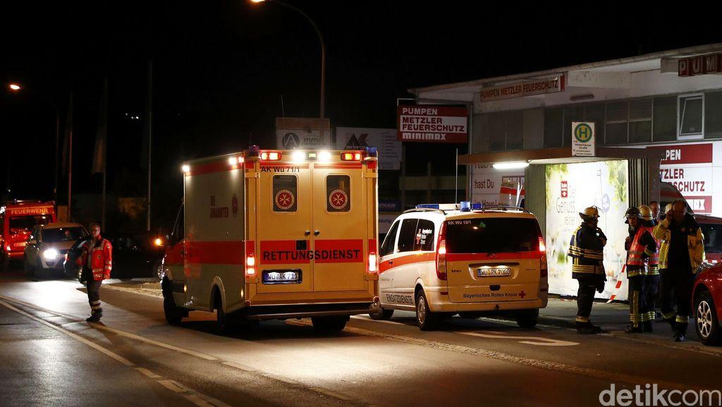 Penyerang Berkapak di Kereta Jerman Diklaim Sebagai Pejuang ISIS