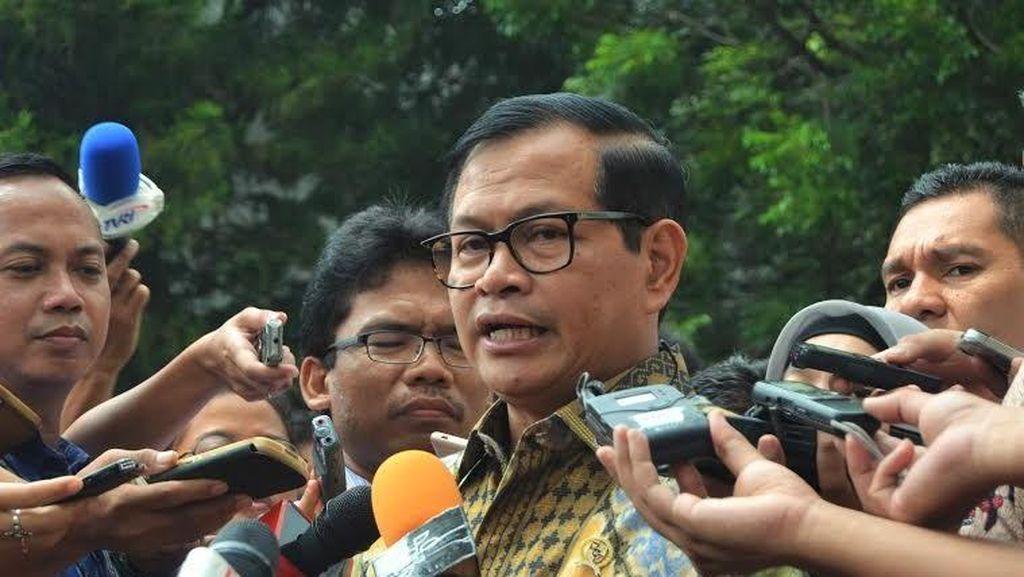 Presiden Jokowi Lantik Kepala BNPT di Istana Rabu