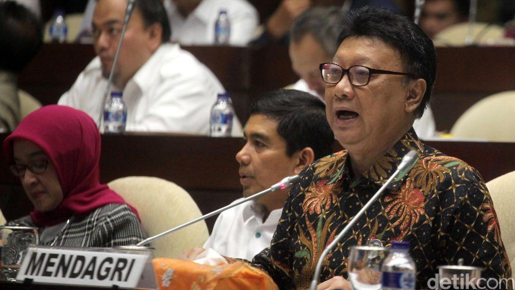 Pemerintah Serahkan Daftar Masalah RUU Pemilu ke DPR September