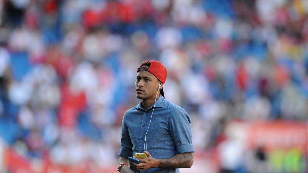 Neymar Jadi Andalan Utama Brasil di Olimpiade