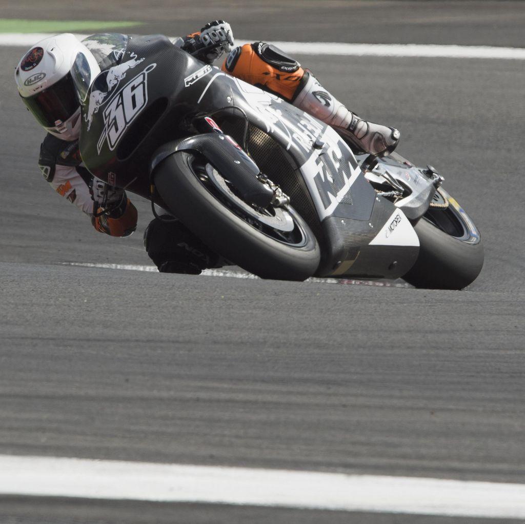 KTM Bakal Jalani Debut MotoGP di Valencia