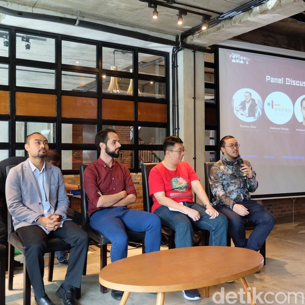 Festival Komik Internasional Angouleme Cari Komikus Berbakat Indonesia