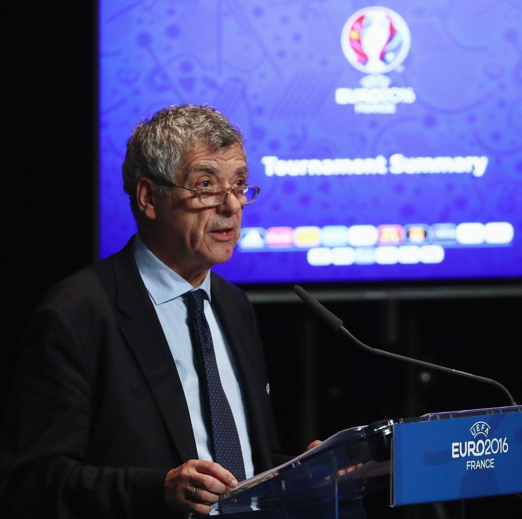 Presiden Federasi Sepakbola Spanyol Mundur dari Bursa Calon Presiden UEFA