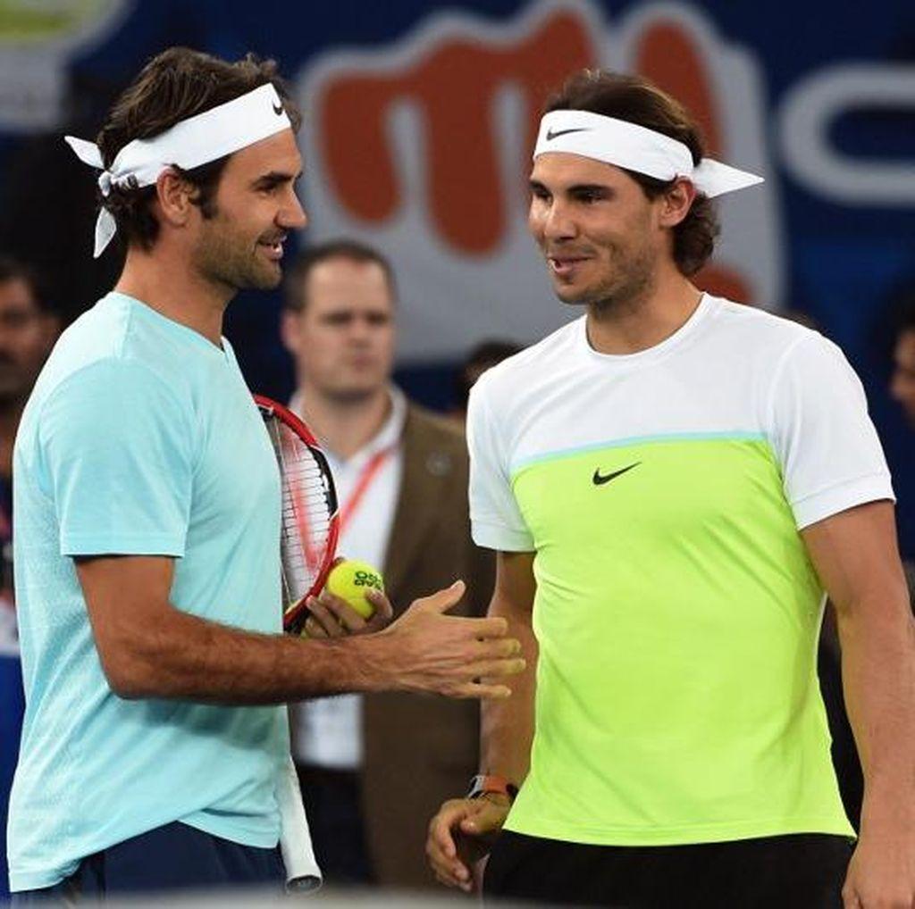 Federer dan Nadal Juga Mundur dari Rogers Cup