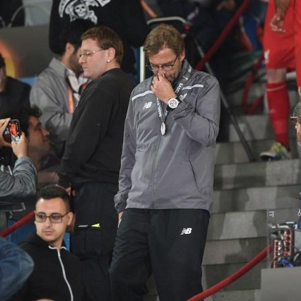 Klopp Masih Dihantui Kekalahan Liverpool di Final Liga Europa