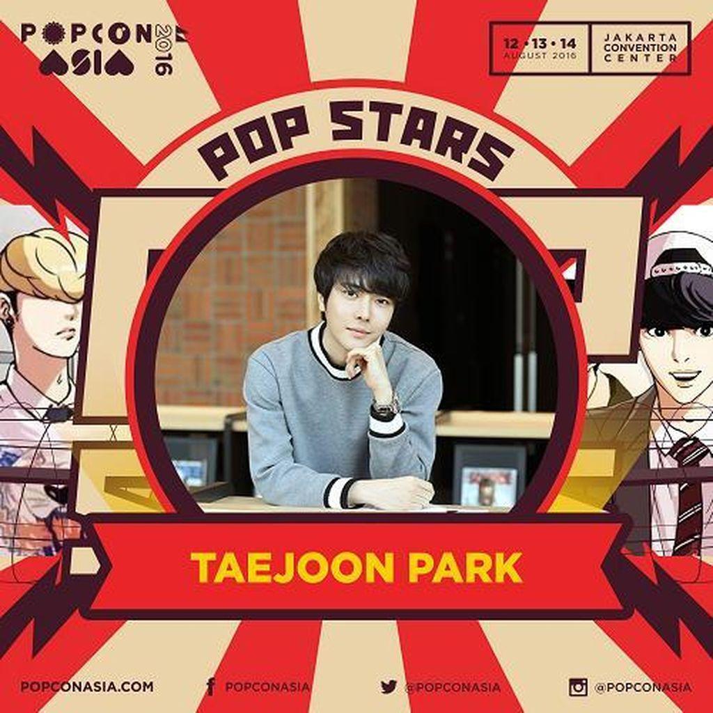 Asyik! Komikus Webtoon Park Taejoon Akan Tampil di Popcon Asia 2016