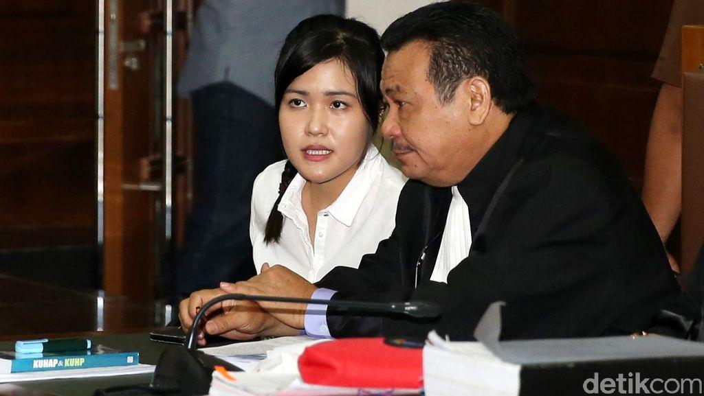 Rangkaian Bantahan Jessica Wongso yang Tersudut Keterangan Saksi