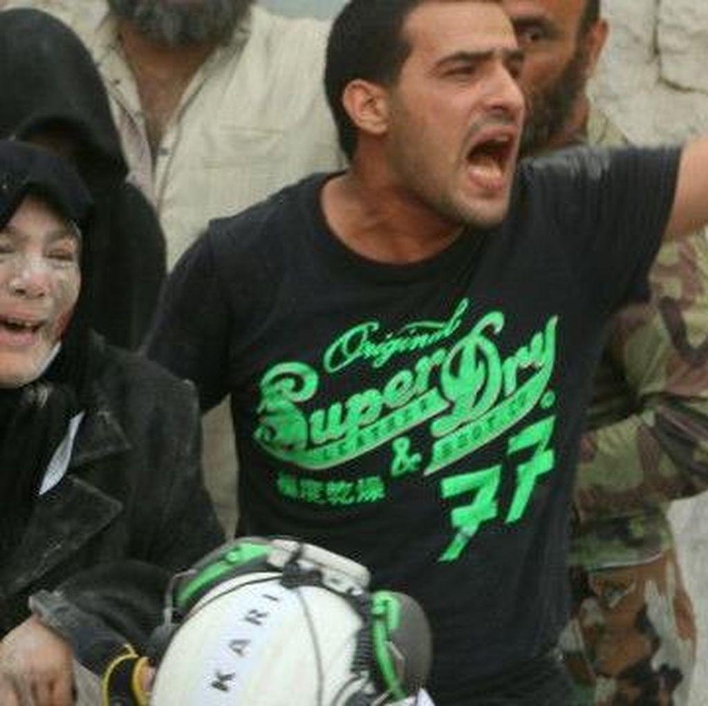 Pemberontak Suriah Penggal Bocah Palestina Usia 10 Tahun
