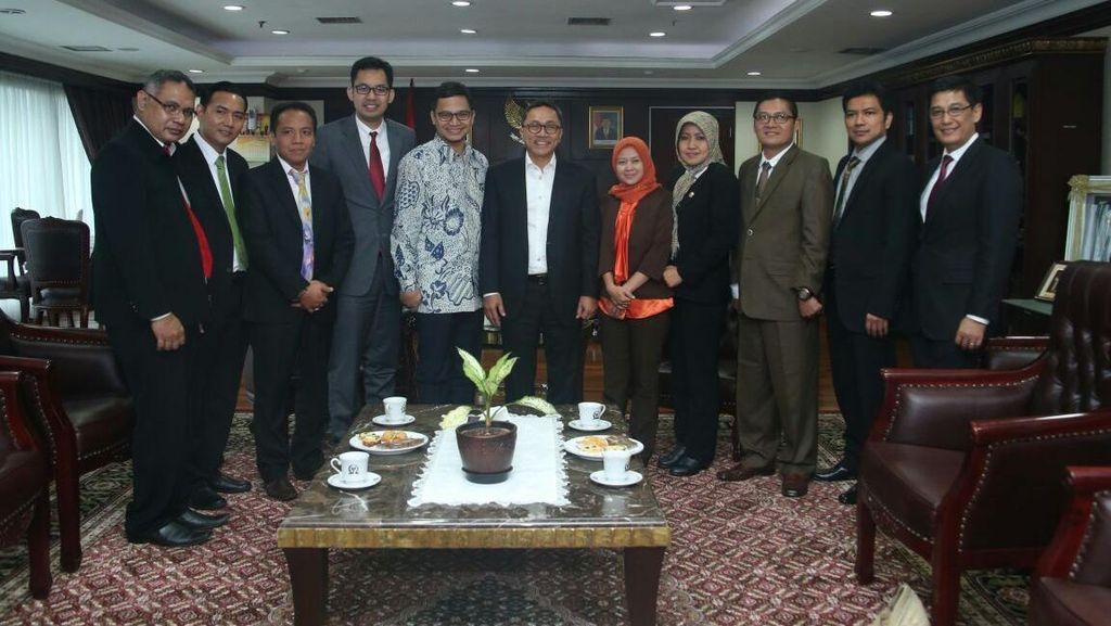 Ketua MPR Dukung Penguatan Peran KPI