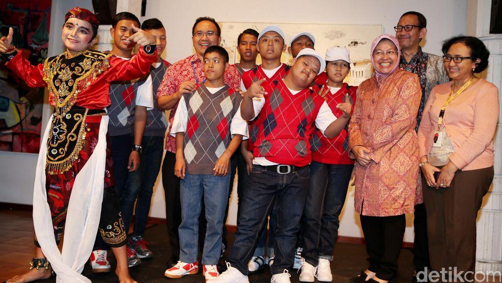 Di Acara yang Dibuka Risma, Kadinsos Surabaya Bicara Penanganan Anak Jalanan