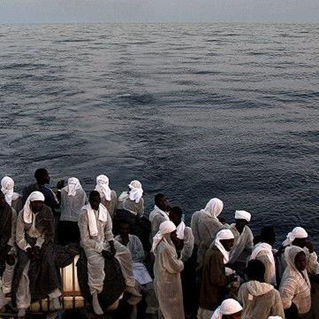 Perahu Berisi 22 Jenazah Migran Ditemukan di Laut Mediterania