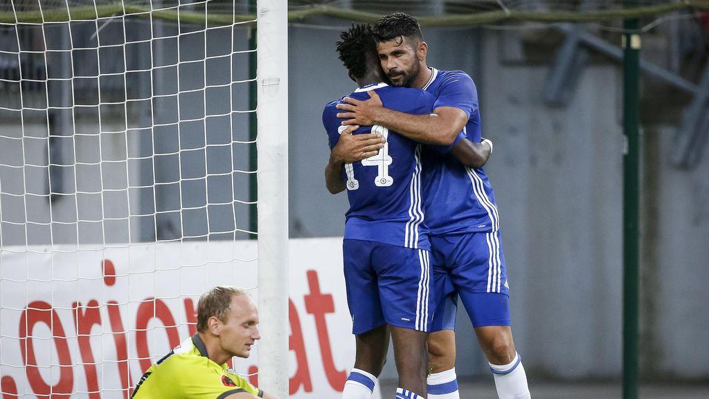 Tak Mau Cuma Empat Besar, Chelsea Ingin Juara Liga