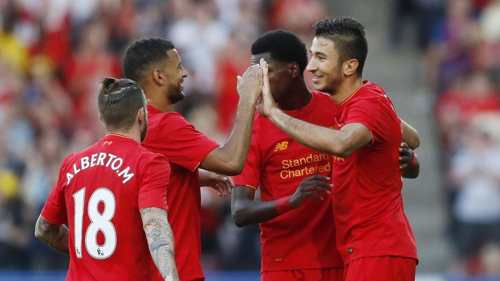 Liverpool Kalahkan Huddersfield 2-0