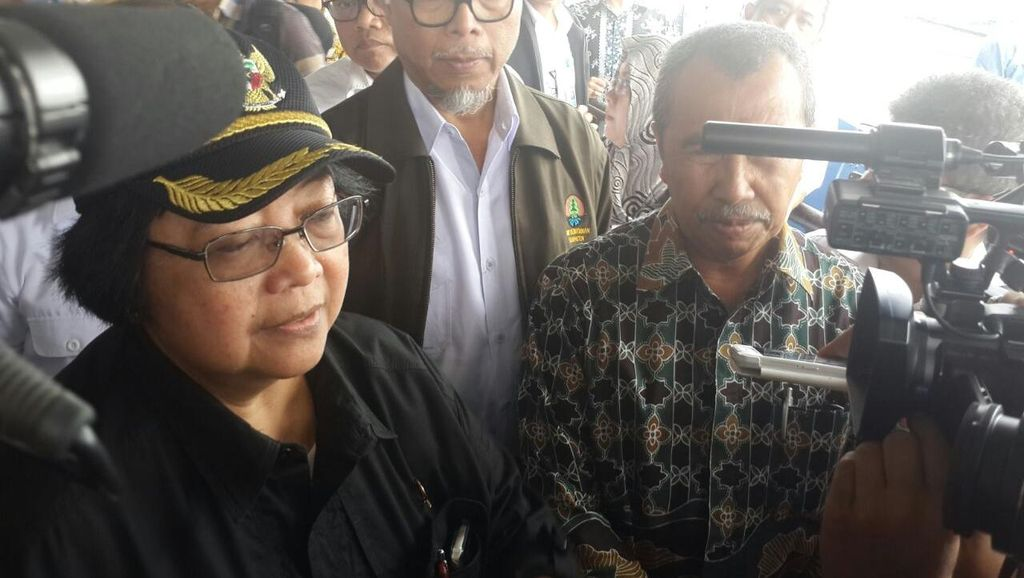 Menteri Siti Perintahkan Jajaran Pelajari SP3 Kasus Kebakaran Lahan di Riau