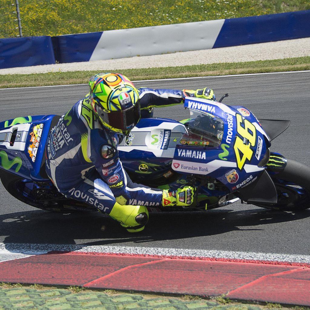 Rossi Ingin Segera Pakai Sasis Baru dalam Balapan