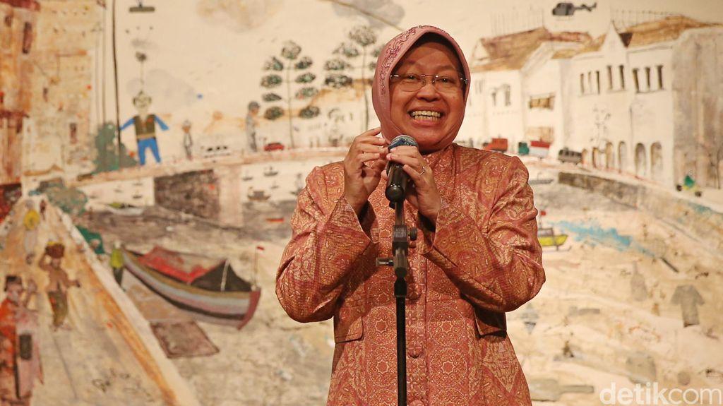 Relawan Jokowi Dukung Risma, PDIP Akan Putuskan yang Terbaik