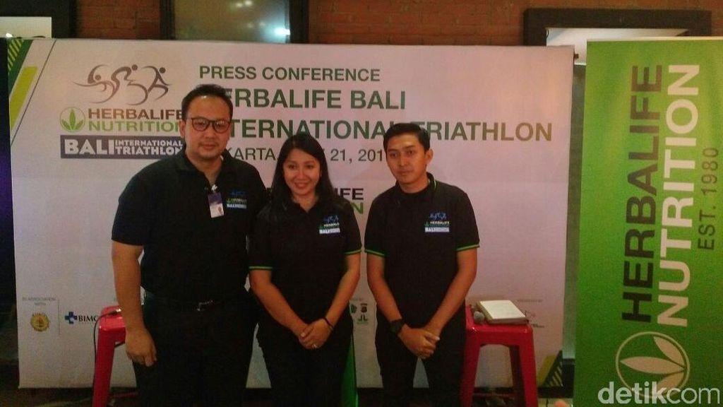 Bali International Triathlon 2016 Digelar 14 Agustus
