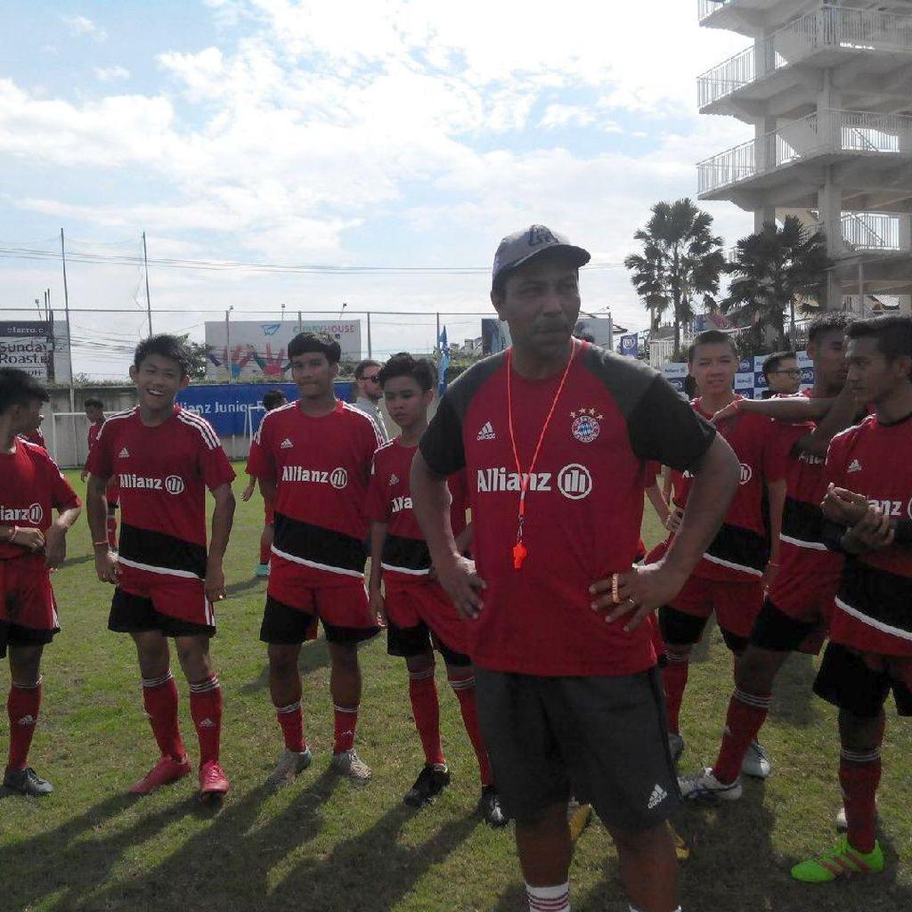 Kala Giovane Elber Menjadi Pelatih di Bali