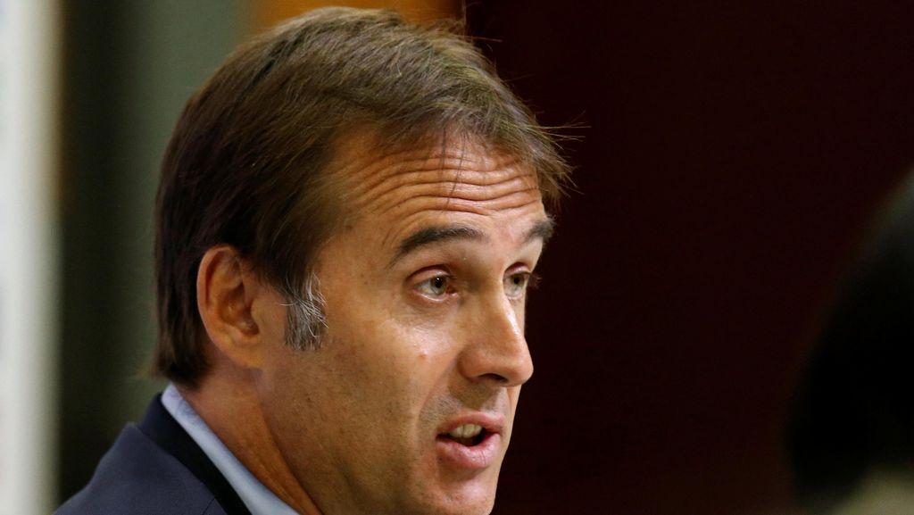 Lopetegui Bantah Tawari Casillas Posisi sebagai Asisten Pelatih Timnas