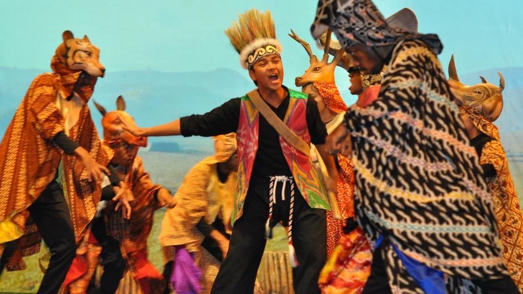 Drama Musikal Mencari Rimba Akan Tampil di Jepang